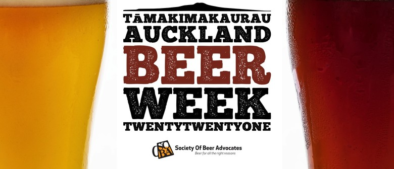 Auckland Beer Week: The iconic duo (City Works Depot)
