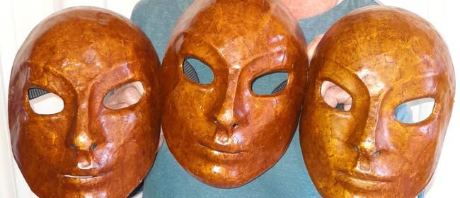 Nelson Fringe:The Universal Mask workshop