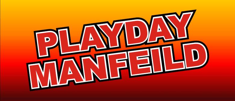 Playday On Track - Cars Manfeild