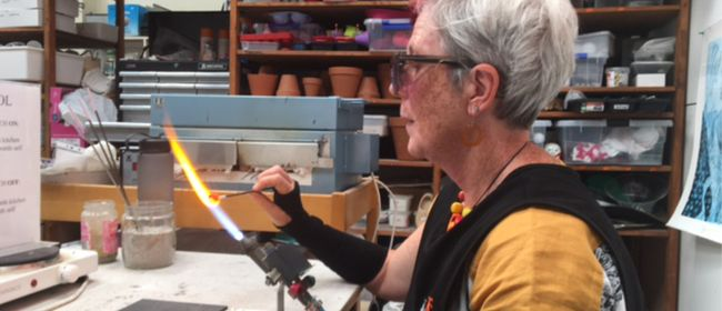 Glass Lampworking Class