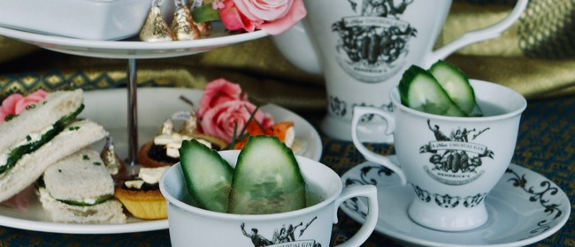Hendrick's High Tea - Mother's Day