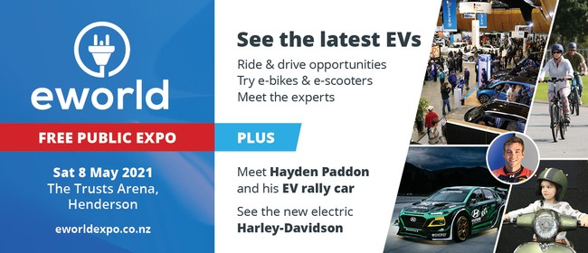 eworld NZ's EV and E-Mobility Expo
