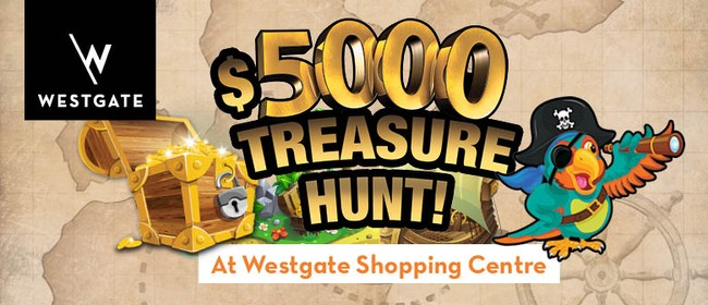 $5000 Treasure Hunt