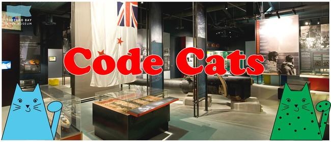 Code Cats - Holiday Activity