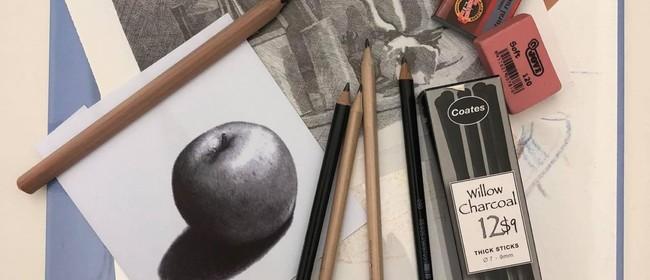 Teens Sketching and Painting (11years plus)