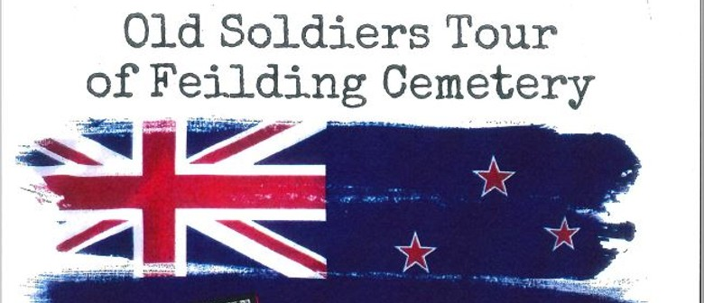 Old Solders Tour of Feilding Cemetery