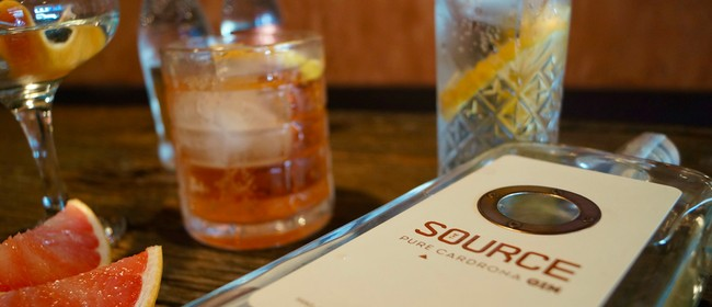 The Source Gin- A Tasting Experience