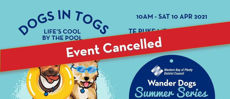Dogs in Togs: CANCELLED