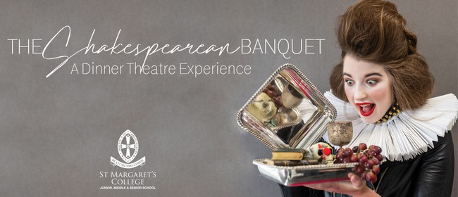 The Shakespearean Banquet -  Dinner Theatre Experience