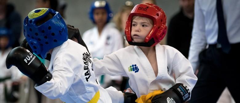Counties Manukau Regional Taekwon-Do Tournament