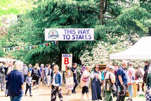Cross Hills Gardens Country Fair 2021