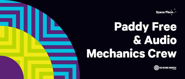 Paddy Free & Audio Mechanics Crew