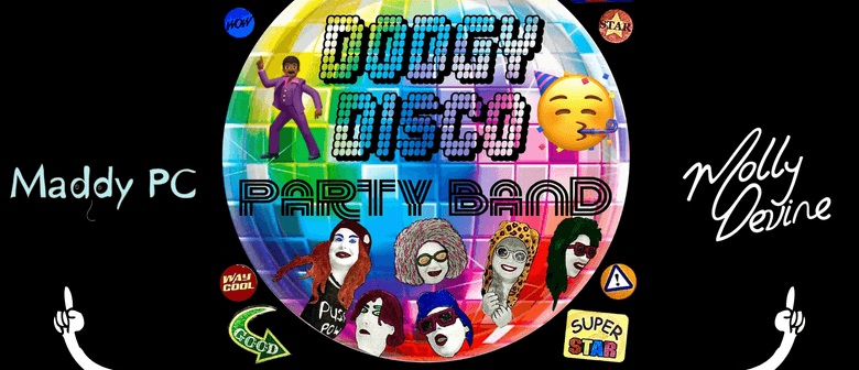 Dodgy Disco Party: CANCELLED