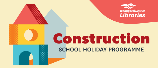 Construction School Holiday Programme