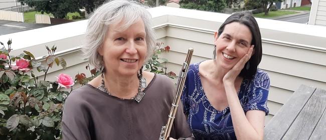 Rebecca Steel and Kristina Zuelicke – flute and piano