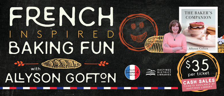 French Inspired Baking Fun with Allyson Gofton