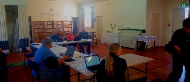 Digital Seniors Internet Hub/Cafe