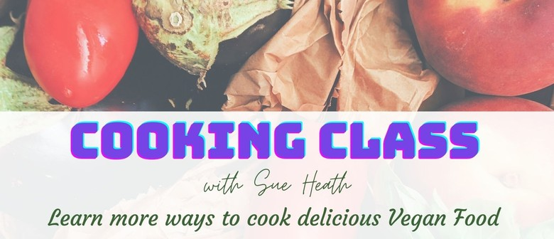 Plant-based Cooking Class