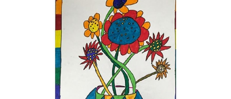 Creative Drawing & Painting - Kids