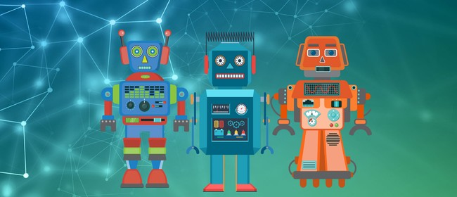 MOTAT Holiday Experience: Rad Robots