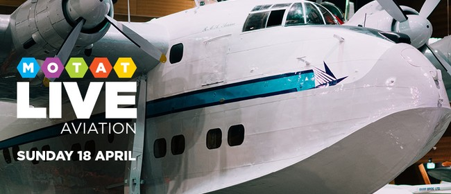 MOTAT Live: Aviation