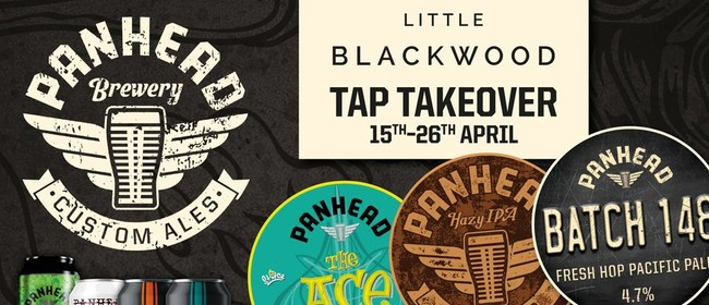 Little Blackwood x Panhead Tap Takeover - Launch Party!