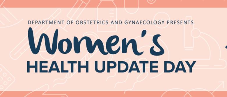Women's Health Update Day - Preterm Birth