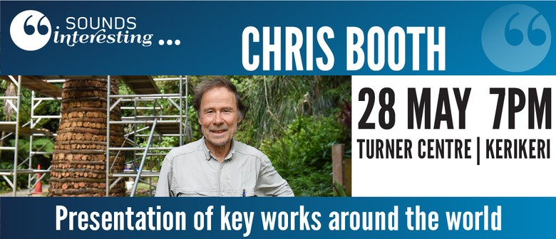 Sounds Interesting – Chris Booth
