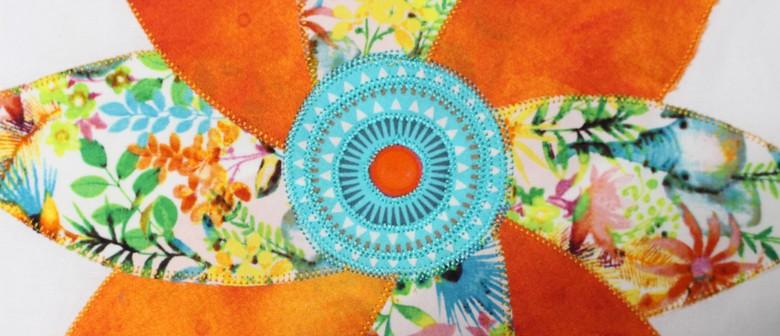 Patchwork Quilting Design - With Gloria Davies