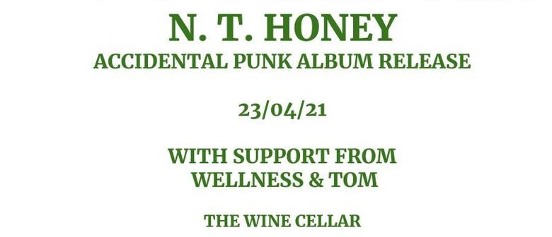 N. T. Honey's Accidental Punk Album Release Show