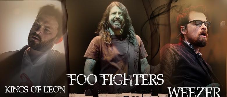 Lounge Apes - Foo Fighters, Weezer, Kings of Leon Tribute
