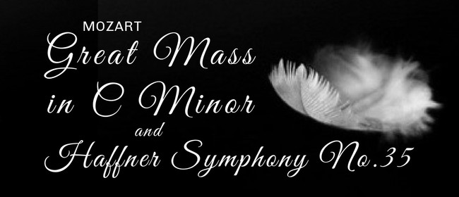 Mozart | Cantoris and NZSM Orchestra in Concert