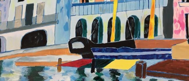 Intermediate Painting - Kids/Teens
