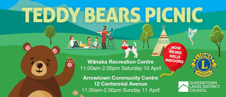 The Teddy Bears Picnic - Arrowtown