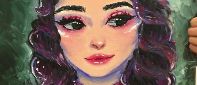 Advanced Painting - Kids/Teens
