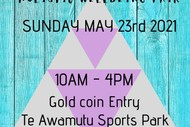 Image for event: Te Toi Ora Holistic Wellbeing Fair