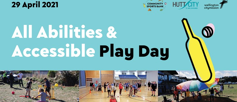 All Abilities & Accessible Play Day