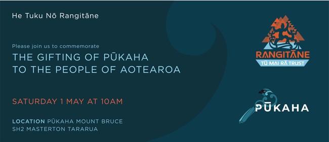 The Gifting of Pūkaha to The People of Aotearoa