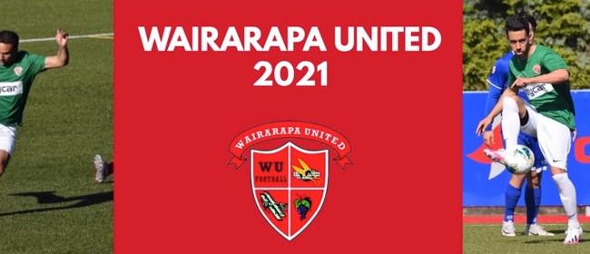 Wairarapa United V Wainouiomata