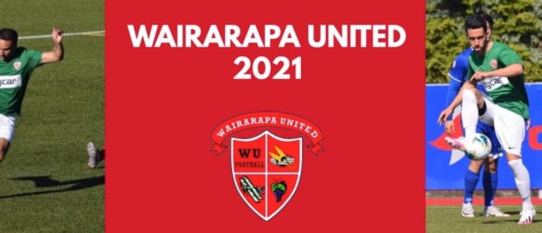 Wairarapa United v Mirimar Rangers