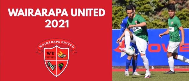 Wairarapa United v Wellington North