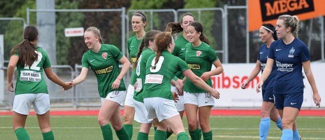 Wairarapa United Women v Seatoun AFC
