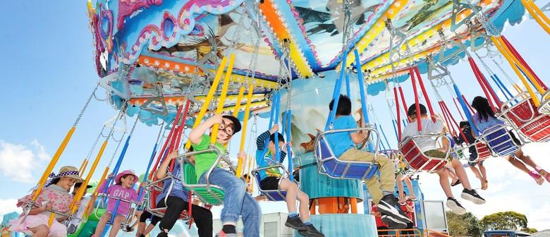 Whangarei Mega Fun Carnival
