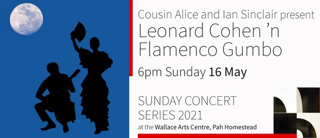 Sunday Concert Series – Cousin Alice and Ian Sinclair presen