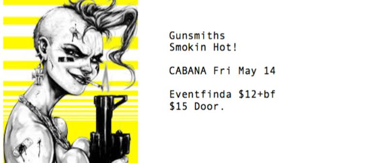 Gunsmiths - Smoking Hot!