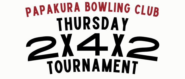 2-4-2 Thursday Tournament