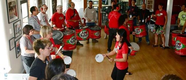 AKSamba Brazilian Percussion Course