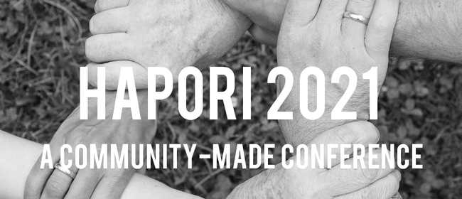 Hapori 2021 - A Conference For Not-For-Profits