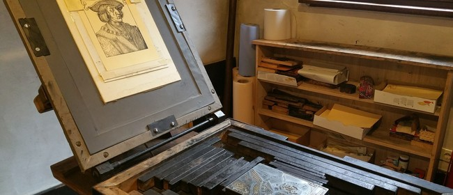 Printing Press Workshop