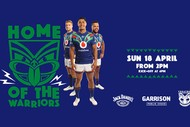 Home Of The Warriors - Warriors Away Day